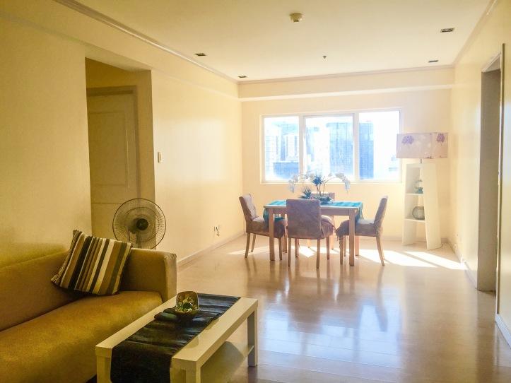 1.SOMA Living Dining Room