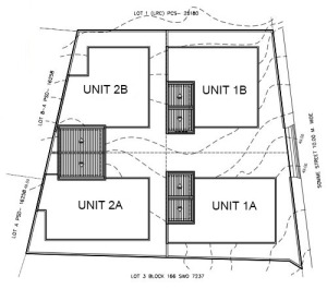 Eveleigh Unit Layout