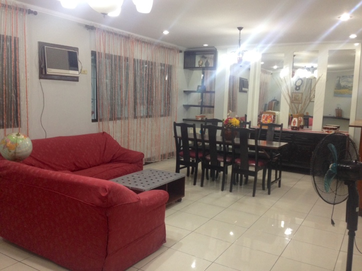1.West Ave Living Dining