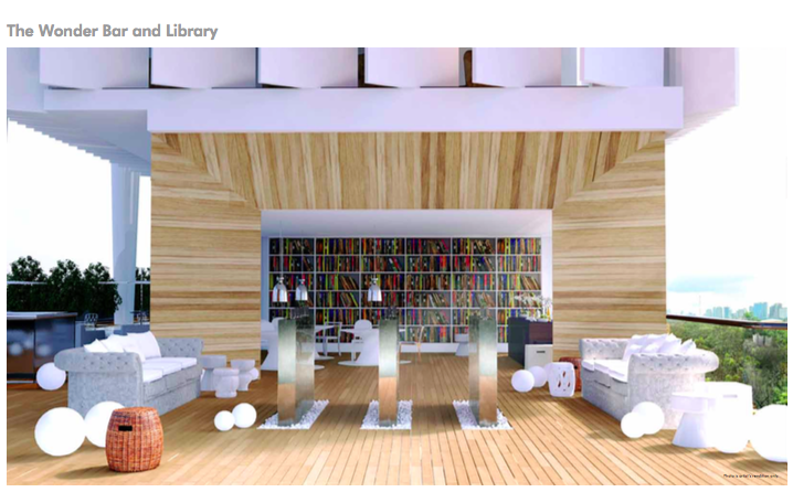 4.Acqua Iguazu Private Library