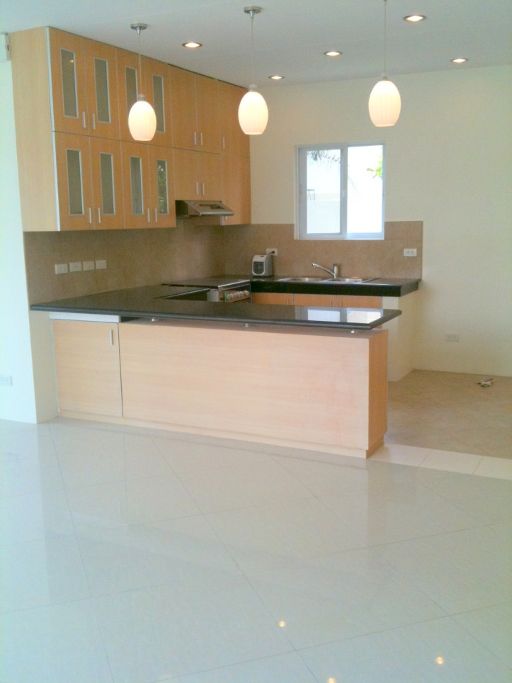 Casa Milan floor area 210sqm (Dining and Kitchen)