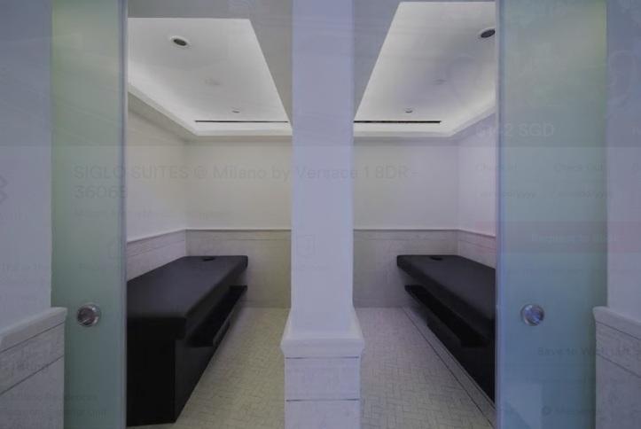 10. steam room