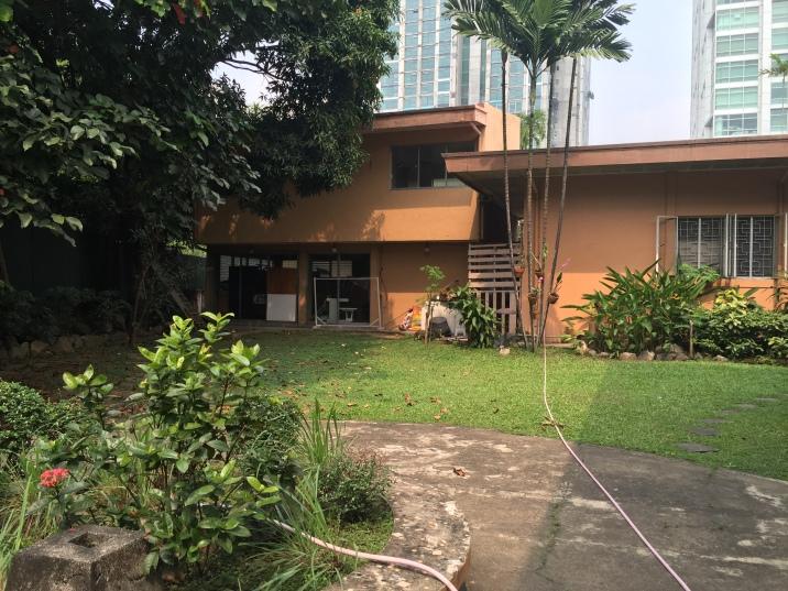 Back house annex